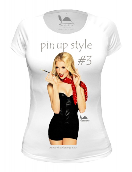#3 Sophie Women T-Shirt