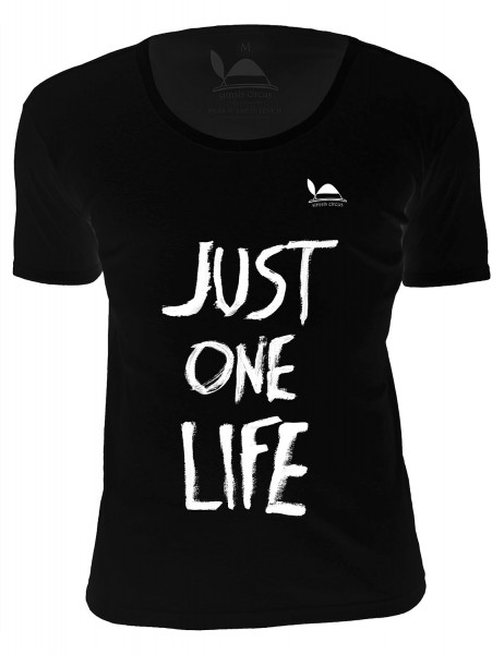JUST ONE LIFE Men T-Shirt