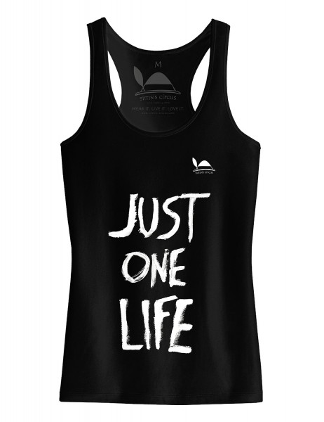 JUST ONE LIFE Women TankTop