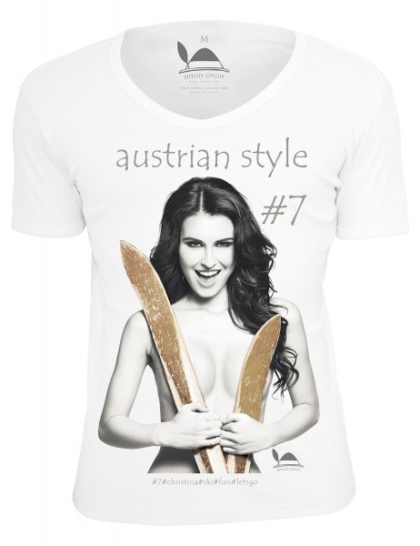 #7 Christina Men T-Shirt